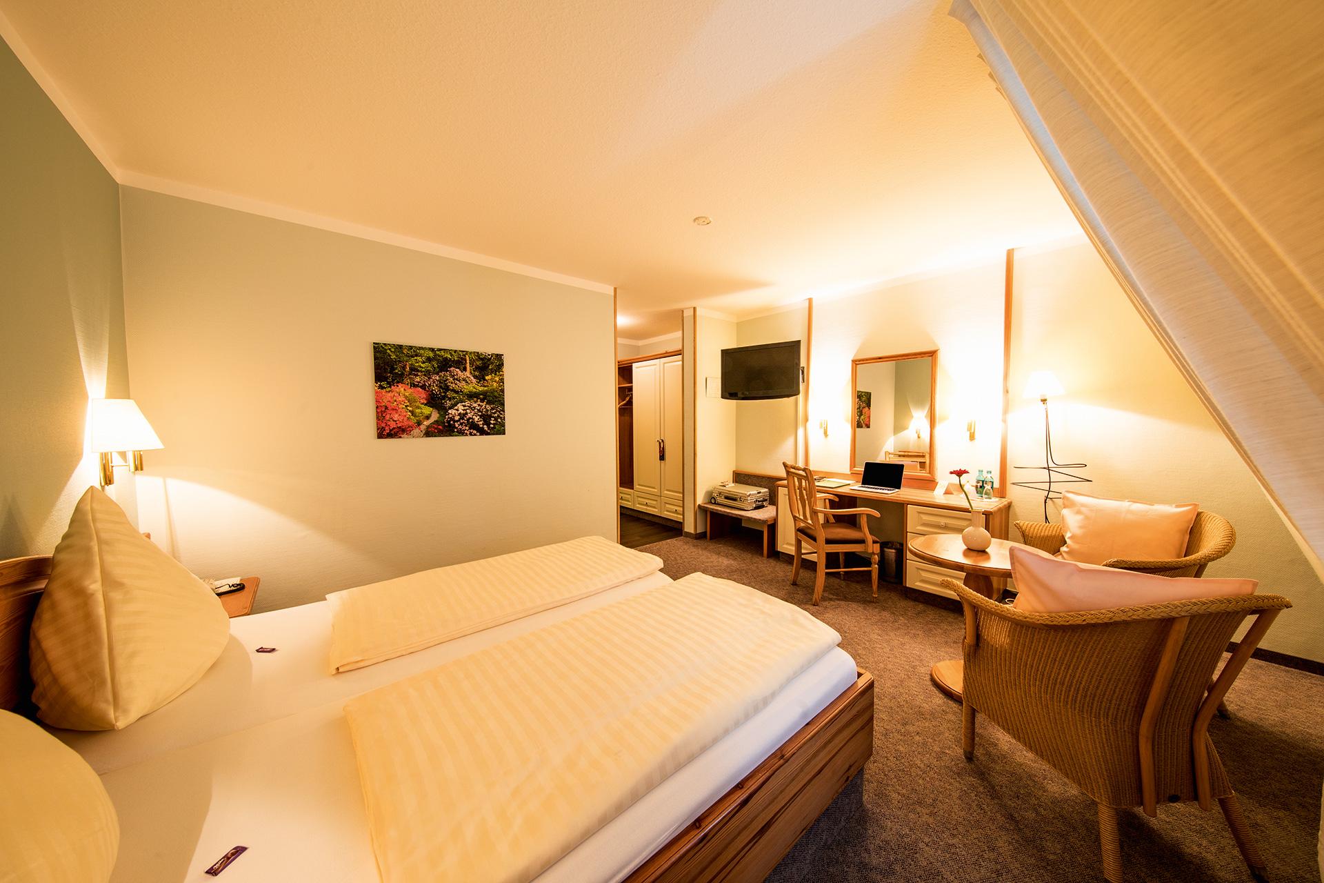 Romantik Hotelzimmer