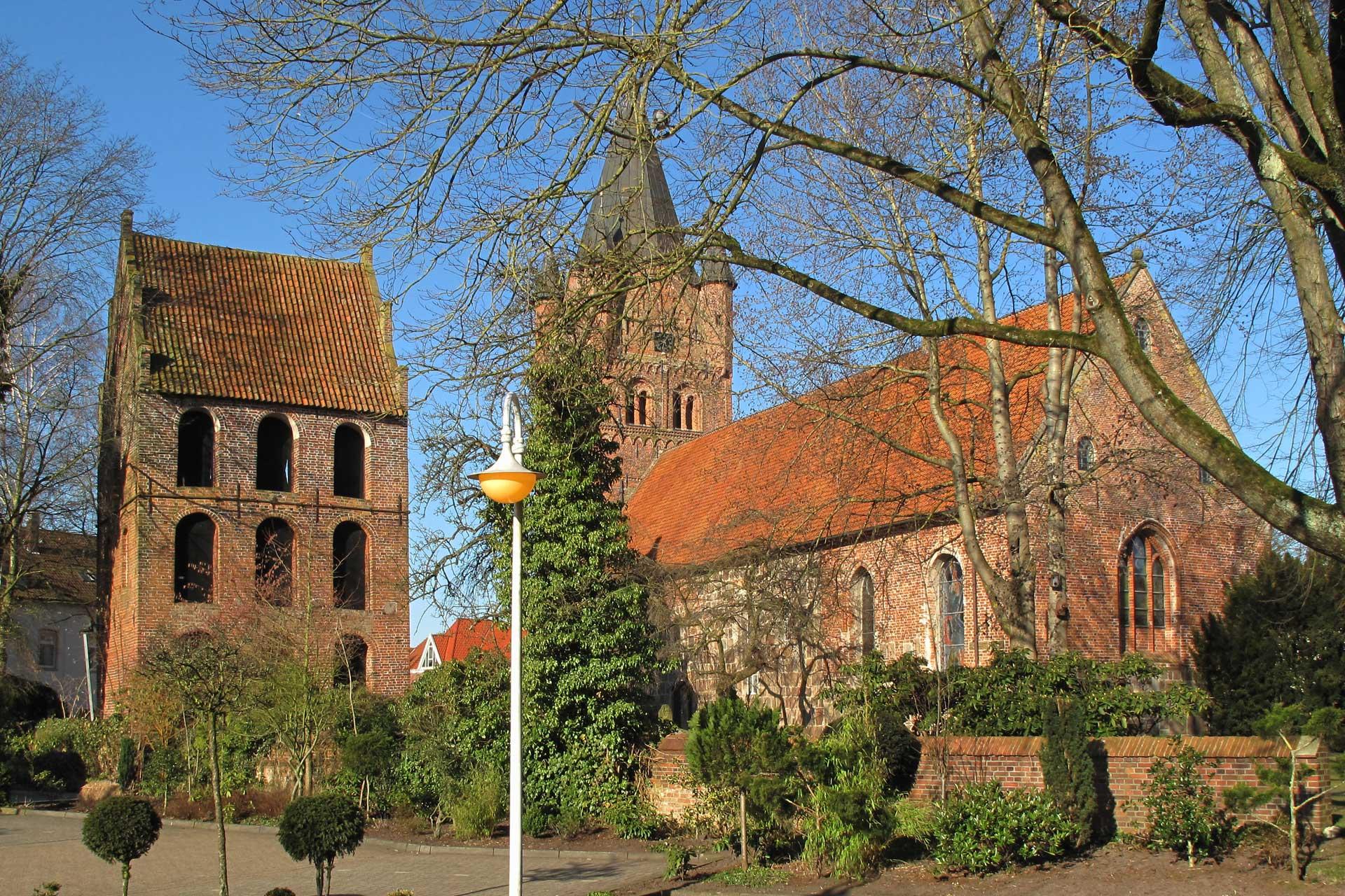 Kirche in Westestede - Arrangements für Urlauber