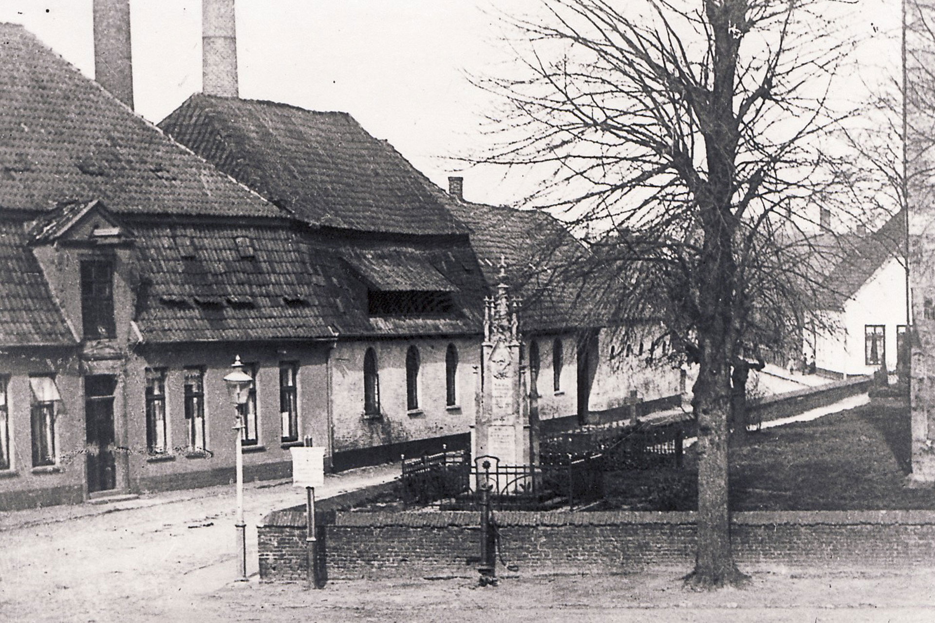 Altes Stadthaus 1885